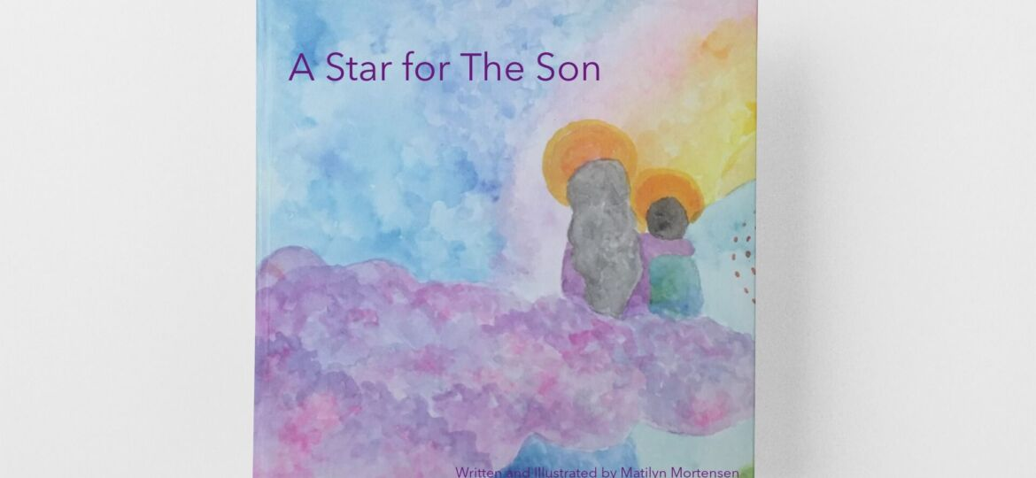 "Mock-up of the book ""A Star for The Son"""